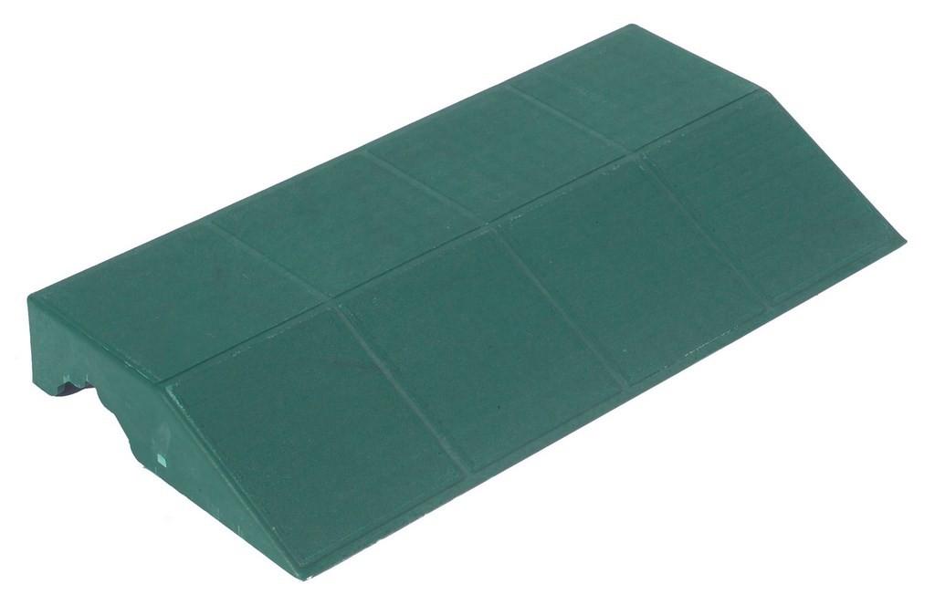 Scivolo maschio per pavimento a piastrelle mod. p40 uso esterno ed