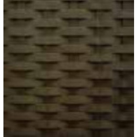 Kit armadio 2 ante in resina effetto polirattan rovere Keter Mod. Base cm. 65x45x99h - arredo casa ufficio balcone garage condominio