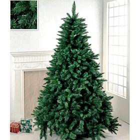 Albero di Natale Mod. Alpino cm. 240 - luci decori feste