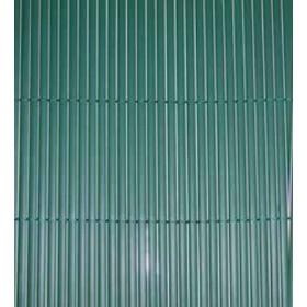 Arelle doppie Bamboo in PVC colore verde cm. 300x100h per giardino balcone cancello recinzione