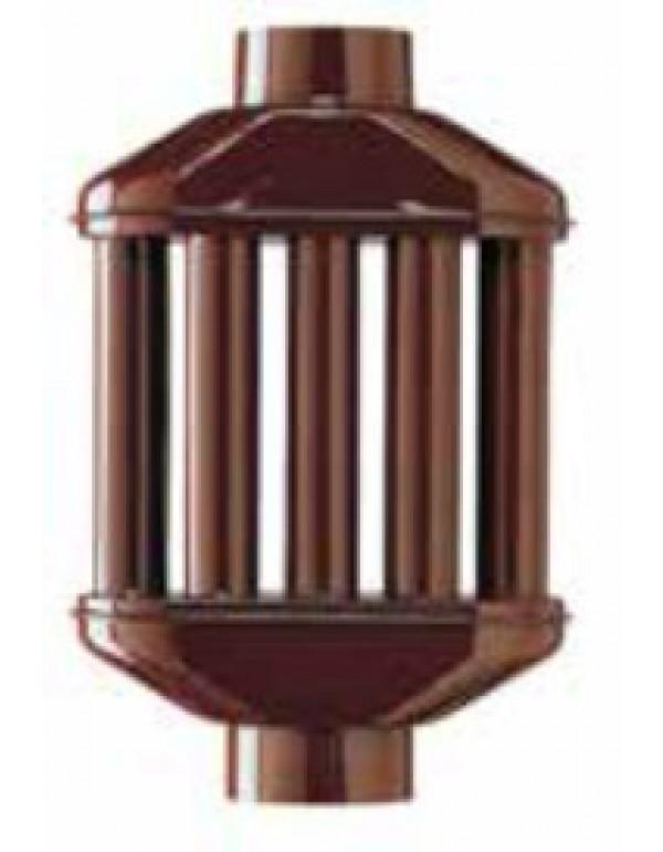 Scambiatore di calore a 8 canne tonde in acciaio - Scambiatore di calore casa ...