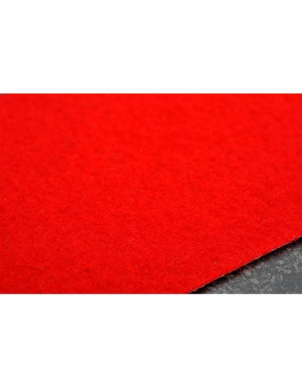 Passatoia rossa Mod. Natal cm. 100 - Natale luci albero decori feste