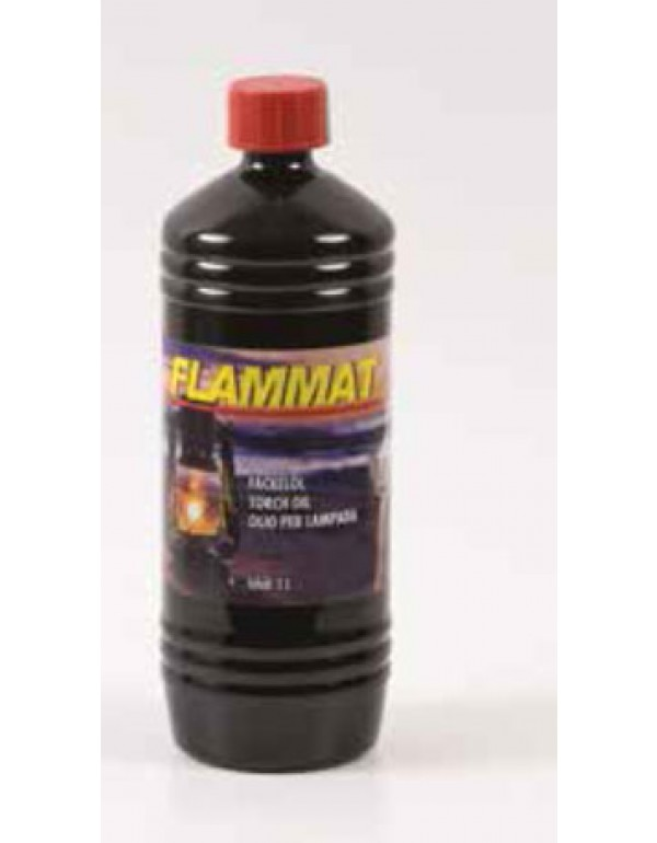 Olio per lampada per uso interno confezione da 1 litro - casa giardino