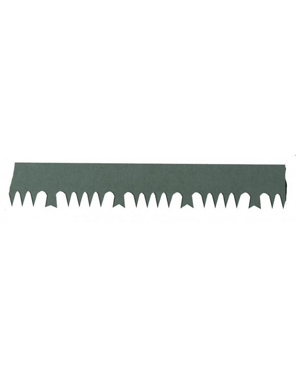 Lama cm 76 SANDVIK dentatura a castello Art 23 per Segoncino sega arco