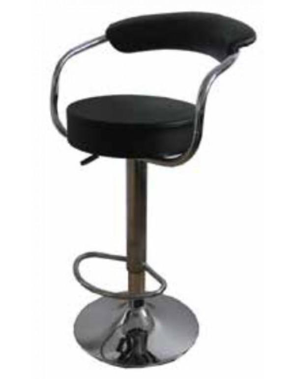 Sgabello girevole sedia ufficio colore nero mod ut c826 for Sedia ufficio con poggiapiedi