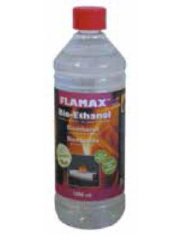 Combustibile bio per stufe e camini Bioetanolo confezione da 1 lt - riscaldamento arredo casa design