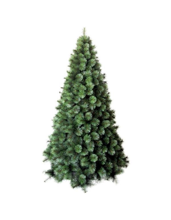 Albero di Natale Mod. Alaska cm. 240 - luci decori feste