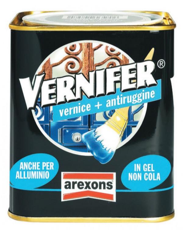 VERNIFER vernice con antiruggine AREXONS avorio brillante 750 ml