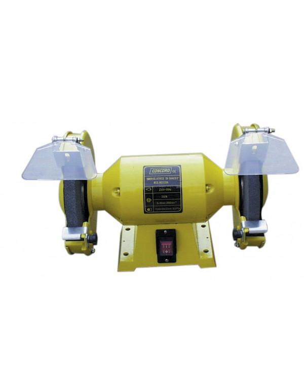 Smerigliatrice da banco 250 W diametro mole 150 mm - Mod. MM150