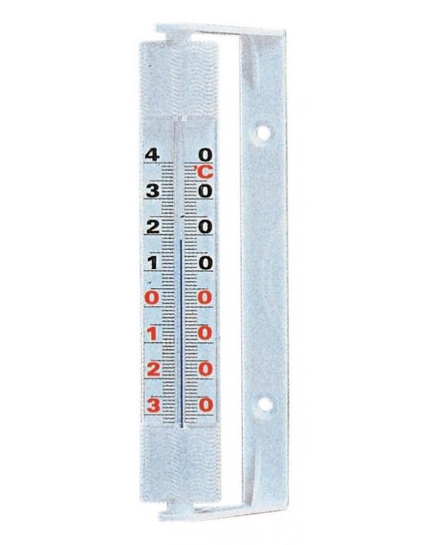 Termometro ambiente in ABS cm 14.7x5.7 per esterno Art 102873