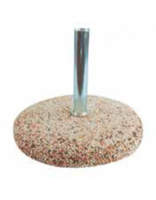 Base per ombrellone in cemento arredo casa giardino for Arredo giardino in cemento