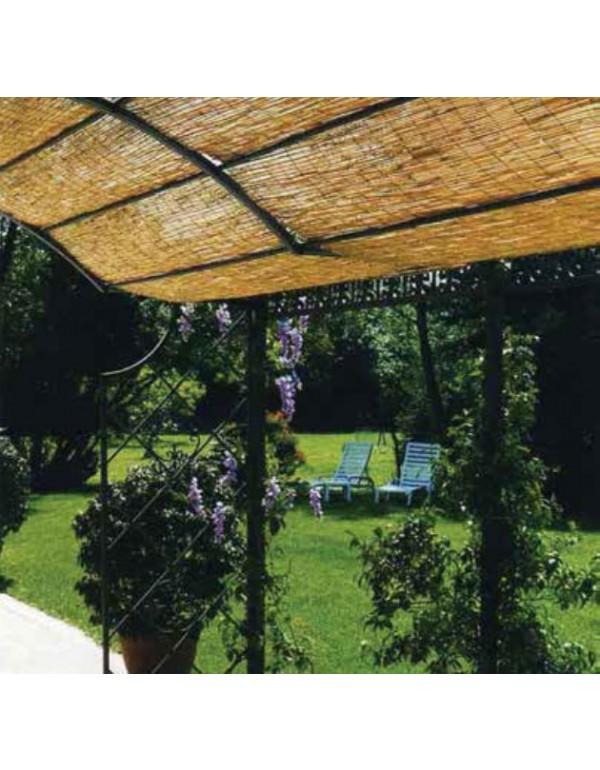 Arelle ombreggianti in canne di bamboo cm 200x500h per for Arelle ombreggianti