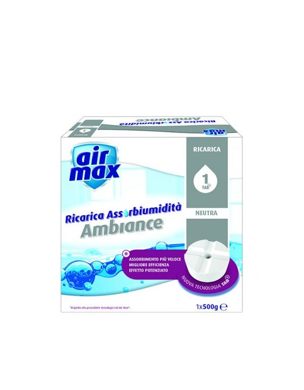 air max ricarica tab ambiance