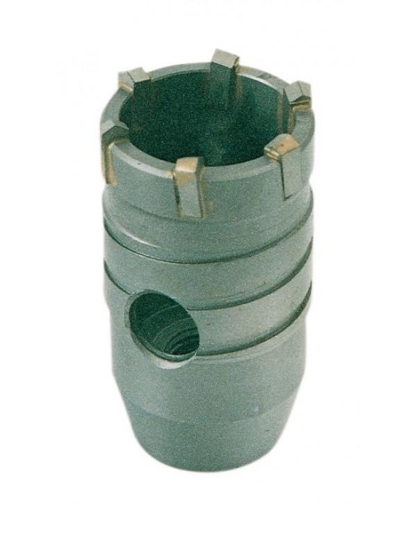 Fresa perforatrice a tazza KRINO ø mm 25 M16 per edilizia Mod IMPACT
