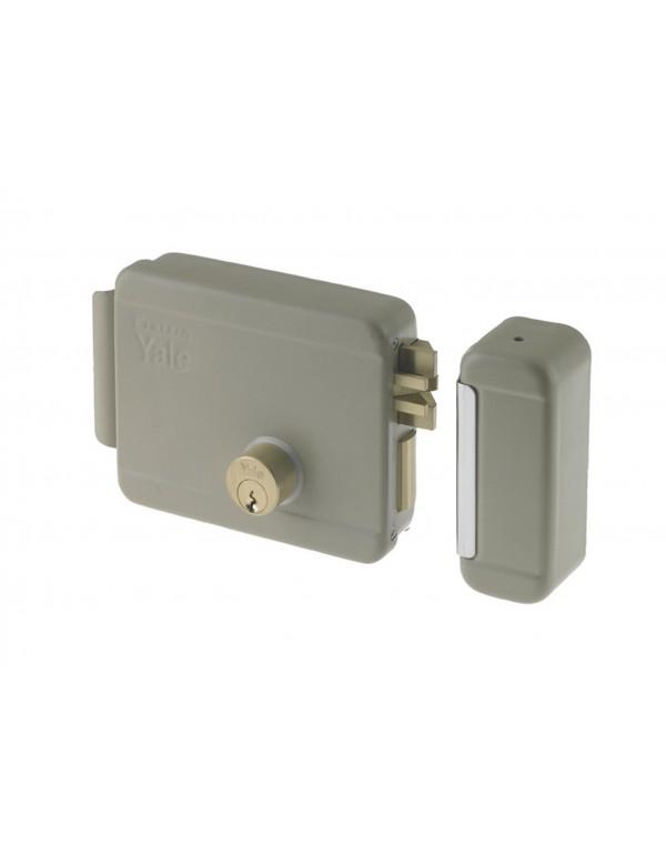 Serratura elettrica cancelli YALE mano sinistra entrata 70 mm Art 680.80