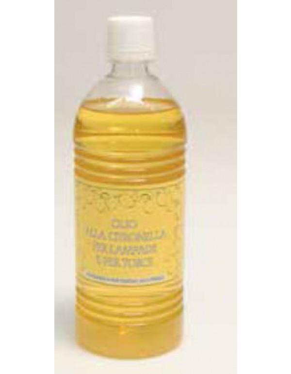 Olio per torcia e lampada alla citronella per uso esterno ...