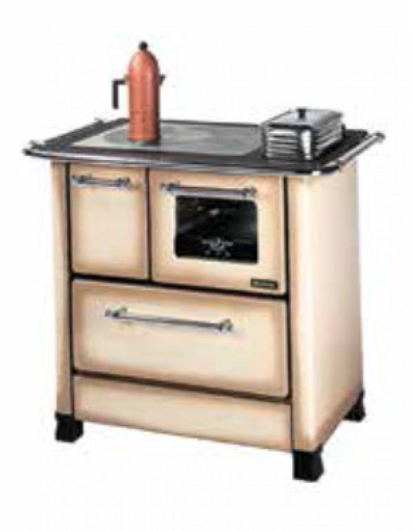 Nordica Cucina A Legna.Cucina A Legna Nordica Mod Romantica 4 5 Cappuccino 6 0 Kw 172 M Stufa Riscaldamento Casa Arredo Interni