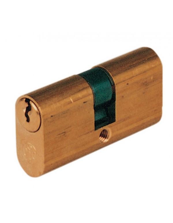 Cilindro ovale CORNI lunghezza 54 mm con 3 chiavi Art 09010
