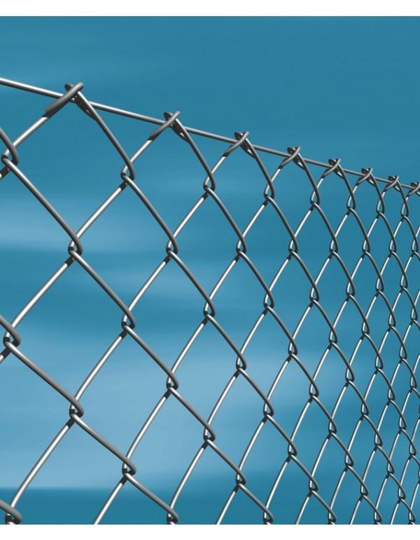 Griglia zincata altezza cm 120 rotolo 25 m per recinzioni