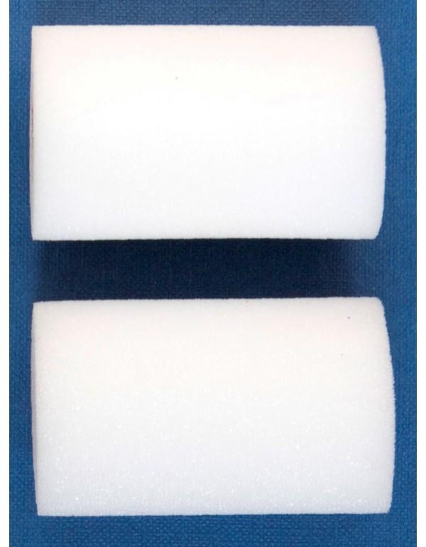 Rullino bianco in moltopren ITALRULLI cm 10 conf 2 pz Art 1001