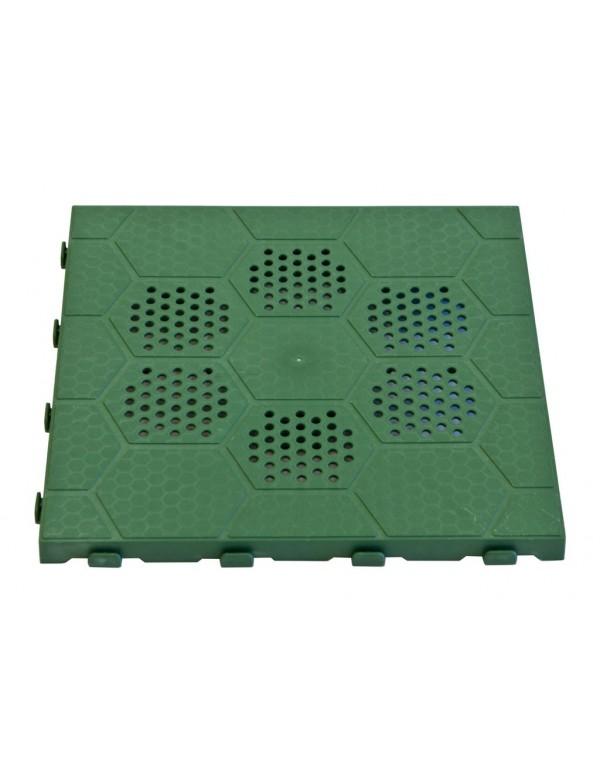Pavimento a piastrelle Mod. E40 conf. Pz. 6 uso esterno ed interno cm. 40x40 - arredo casa giardino piscina