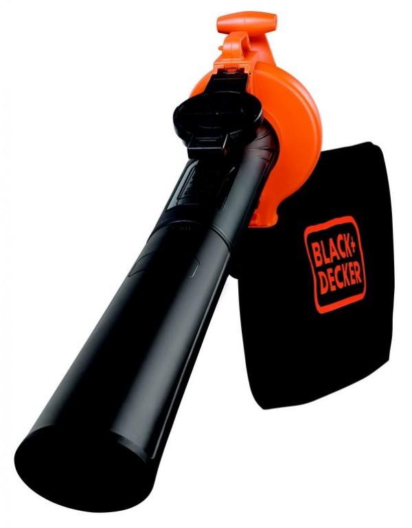 Aspiratore Soffiatore Black&Decker 2500 W velocità 310 km/H Mod GW2500