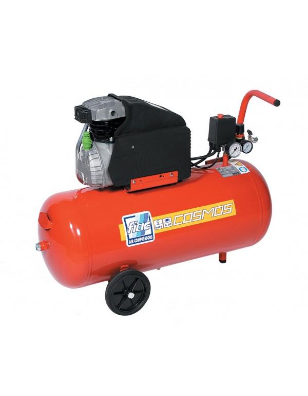 Compressore elettrico 50 litri FIAC motore 2 Hp - Mod. COSMOS 255