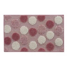 Tappeto bagno rosa cm. 50X80 - Mod. IOS