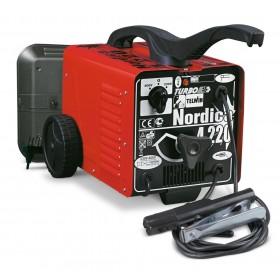 Saldatrice a elettrodi TELWIN kit saldatura - Mod. NORDIKA 4220