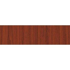 Pellicola adesiva decorativa ALKOR fantasia legno mogano rotolo 15 m