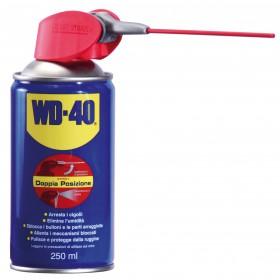 Sbloccante WD-40 lubrificante spray da 250 ml Art 39490