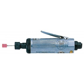 Smerigliatrice pneumatica diritta pressione 6÷8 atm attacco mole 6 mm