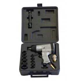 Avvitatore pneumatico pressione 6÷8 kit valigetta completo accessori