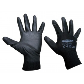 Guanti da lavoro nylon palmo poliuretano ECO-LITE conf 12 paia tg 7