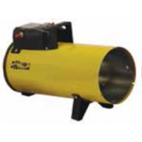 Generatore di aria calda a gas propano - butano potenza regolabile Mod. SG40M portata 420 m³/h - riscaldamento officina cantiere garage serra