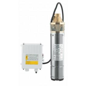 Elettropompa sommersa 1.0 HP MATRA per acque chiare Mod VENUS OTTONE