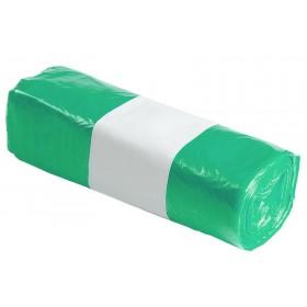 Sacchi nettezza urbana cm 50x60 colore verde 10 confioni da 15 pz