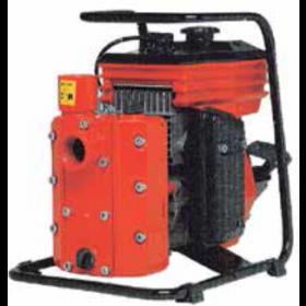 Motopompa autoadescante per irrigazione motore 2 tempi 48 cc Mod. CM 46/1A - pompa giardino