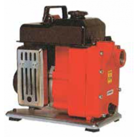 Motopompa autoadescante per irrigazione motore 2 tempi 25 cc Mod. CM 25/1 - pompa giardino