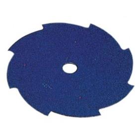Disco decespugliatore acciaio 8 denti Diametro 255 mm