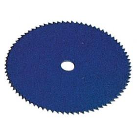 Disco decespugliatore acciaio 60 denti Diametro 230 mm