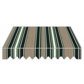 Tenda da sole a caduta cm 200x250 struttura alluminio Disegno P6002