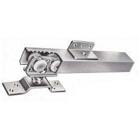 Guide in alluminio 165 cm per porte scorrevoli ante cm 86÷95 max 80 kg