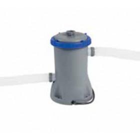 Pompa filtrante per piscine  Bestway Mod. 58383 capacità 2.006 l/h - arredo giardino piscina