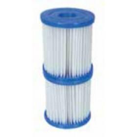 Filtro per pompa Bestway Mod. 58093 per pompe da 1.249 l/h conf. 2 pz - arredo giardino piscina