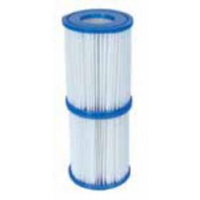 Filtro per pompa Bestway Mod. 58094 per pompe da 2.006 l/h e da 3.028 l/h conf. 2 pz - arredo giardino piscina