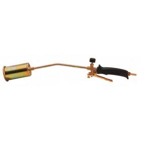 Saldatore a gas liquido con leva e rubinetto 60 cm bruciatore 60 mm