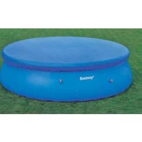 Top copertura Bestway per piscina gonfiabile diametro cm. 366 - arredo giardino esterni piscine