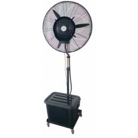 Ventilatore Nebulizzatore Mod. Garden a 3 velocità per superfici fino a 50 mq - arredo casa giardino gazebo