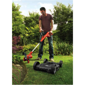 Tagliabordi Rasaerba Black&Decker 3 in 1 con batteria al litio Mod. STC1820CM - casa giardino prato